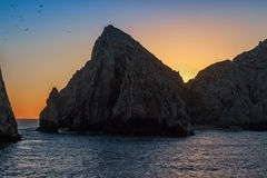 Land's End in Cabo San Lucas, Mexico Royalty Free Stock Image
