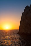 Land's End in Cabo San Lucas Royalty Free Stock Photography