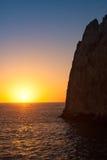 Land's End dans Cabo San Lucas Photographie stock libre de droits