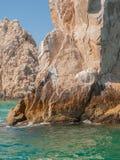 Land's End på Cabo San Lucas arkivfoto
