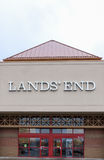 Land's End Retail Store Exterior Stock Images