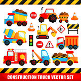 Land transportation. A vector of many land transportation