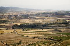 Land und Berg Stockbilder