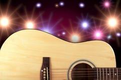 Land und westliche Musik lizenzfreies stockbild