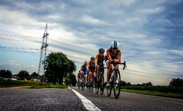 Land Vehicle, Road Bicycle, Cycling, Cycle Sport stock images