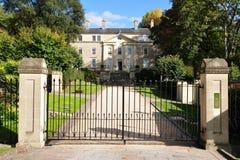 Land-Villa Lizenzfreies Stockbild