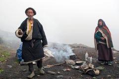 Land von Dolpo, Nepal Lizenzfreies Stockfoto