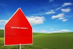 Land voor Verkoop stock foto