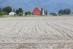 Land-Vorbereitung Stockfotos