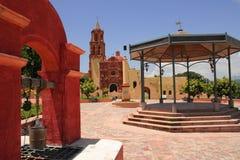 Landa de Matamoros Foto de archivo