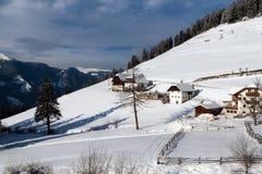 Landascape Dolomites Stock Images
