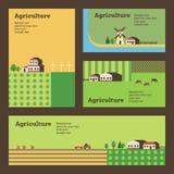 Landbouw royalty-vrije illustratie