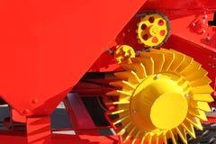 Landbouw apparatuur Stock Afbeelding