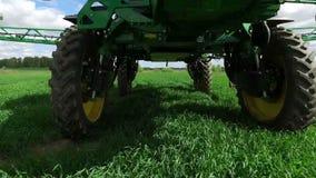 Landbouw veldwerk stock videobeelden