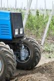 Landbouw vrachtwagen royalty-vrije stock fotografie