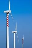 Landbouwbedrijf van generatorselektriciteit Stock Afbeeldingen