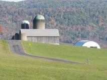Landbouwbedrijfgebied 4 Stock Foto