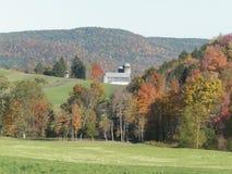 Landbouwbedrijfgebied 7 Stock Afbeeldingen