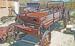Landbouwbedrijfmachines Stock Afbeelding