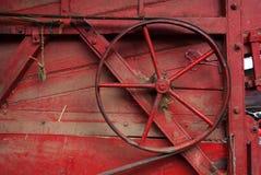 Landbouwbedrijfmachines Royalty-vrije Stock Foto