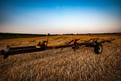 Landbouwbedrijfmachines Stock Foto's