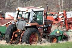 Landbouwbedrijfschroot Stock Foto's