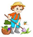 Landbouwer Royalty-vrije Stock Foto's