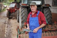 Landbouwer Stock Fotografie
