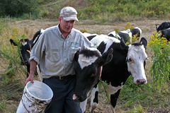 Landbouwer Corey Royalty-vrije Stock Foto