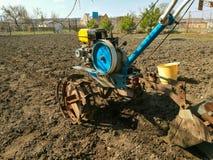 Landbouwerclose-up Stock Afbeelding
