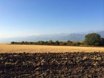 Landbouwersgebieden Royalty-vrije Stock Foto's