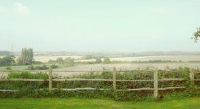 Landbouwersgebieden - versie 2 stock fotografie