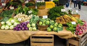 Landbouwersmarkt Royalty-vrije Stock Foto's