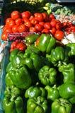 Landbouwersmarkt Stock Afbeeldingen