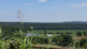 Landbouwgrond royalty-vrije stock foto