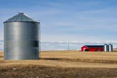 Landbouwgrond Stock Fotografie