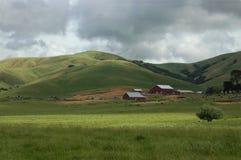 Landbouwgrond de V.S. royalty-vrije stock afbeelding