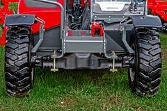 Landbouwmachine. Detail 158 Royalty-vrije Stock Afbeelding