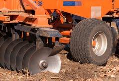 Landbouwmachines Stock Foto's