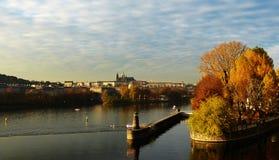 Landcape Праги стоковое изображение rf