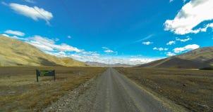 Landcape abierto de par en par Fotos de archivo libres de regalías