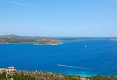 landcape morze Fotografia Royalty Free