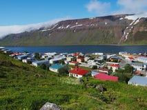 Landcape stupefacente in Islanda, bella destinazione fotografia stock