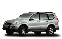 Landcruiser di Toyota Immagini Stock