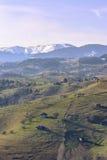 Landelijk berglandschap Stock Afbeelding