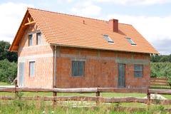 Landelijk huis Stock Fotografie