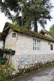 Landelijk huis Stock Foto