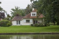 Landelijk huis Stock Afbeelding