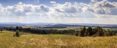 Landelijk Landschap Royalty-vrije Stock Fotografie