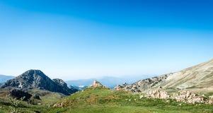 Landelijk landschap van Turkije Stock Foto